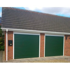Fir Green RAL 6009 - DIY Roller Shutter Garage Door
